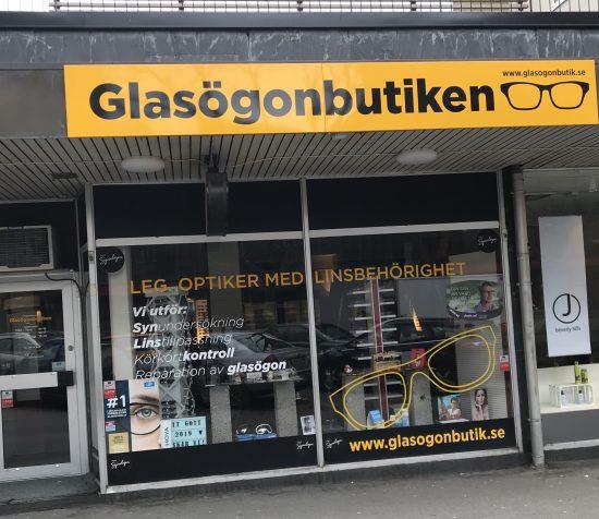Glasögonbutiken