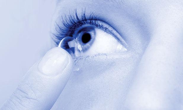 Linser för dina ögon skull